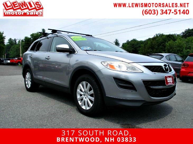 2010 Mazda CX-9 Touring Leather Back Up Cam