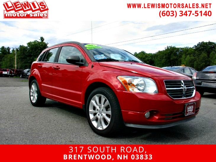 2011 Dodge Caliber Heat Low Mileage
