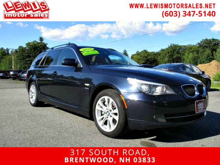 2010 BMW 5 Series 535i xDrive Navigation AWD