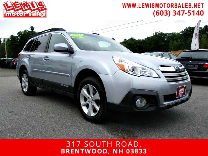 2013 Subaru Outback 2.5i Premium Heated Seats