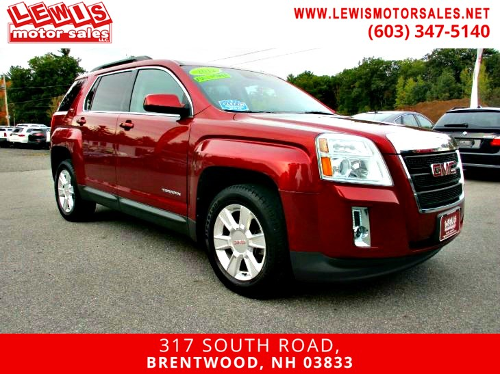 2012 GMC Terrain SLT-1 Heated Leather