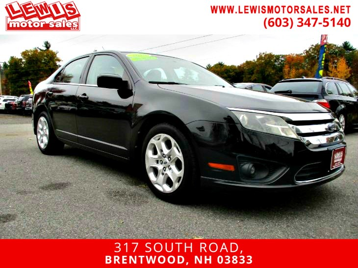 2010 Ford Fusion SE Moonroof Low Mileage