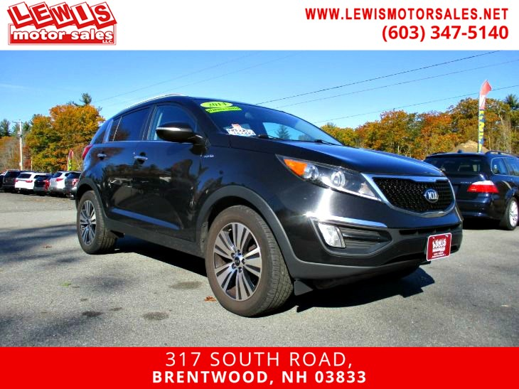 2014 Kia Sportage EX Back up Cam Heated Seats