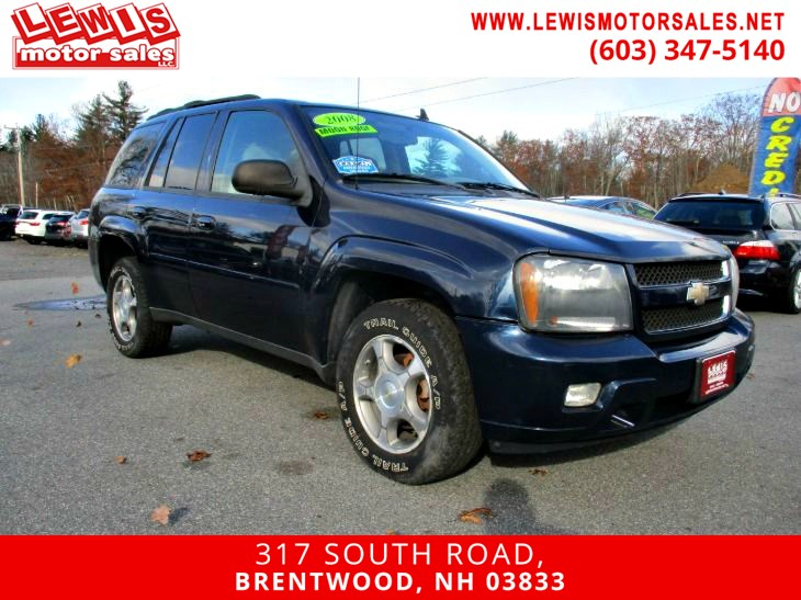 2008 Chevrolet TrailBlazer LT w/1LT Moonroof