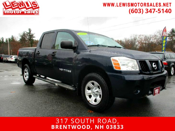 2006 Nissan Titan XE Full Power 4x4