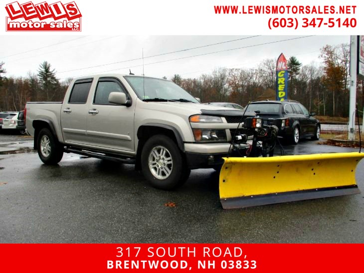 2009 Chevrolet Colorado LT w/1LT Low Miles