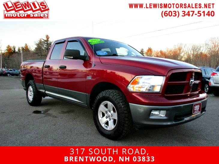 2011 Ram 1500 Outdoorsman Full Power HEMI