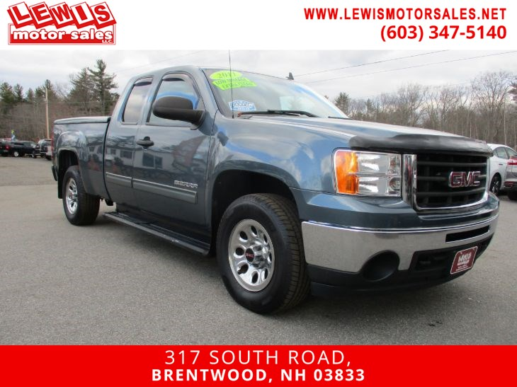 2011 GMC Sierra 1500 SL 4x4 Full Power One Owner