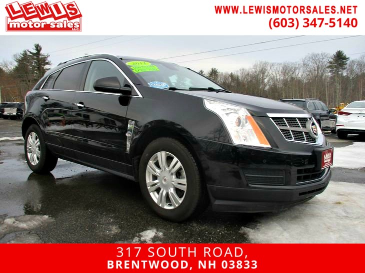 2011 Cadillac SRX Luxury Collection Nav Back up Cam