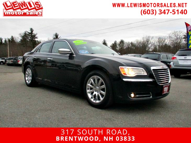 2012 Chrysler 300 Limited Navigation Back Up Cam