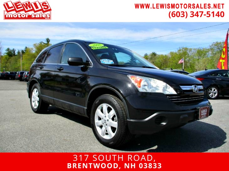 2008 Honda CR-V EX-L Heated Leather Moonroof
