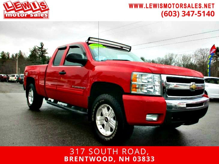 2009 Chevrolet Silverado 1500 LT Z71 Full Power