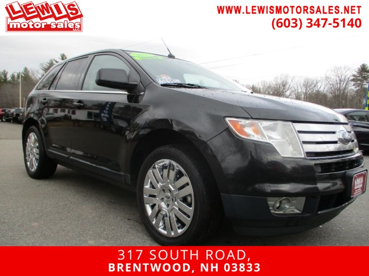 2010 Ford Edge Limited Heated Leather Pano Roof