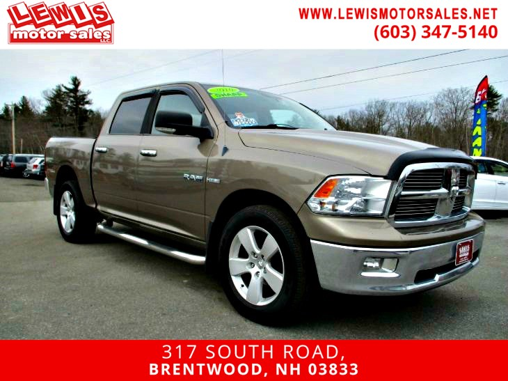 2010 Dodge Ram 1500 SLT Big Horn HEMI 4x4