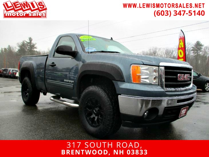 2011 GMC Sierra 1500 SLE 5.3L Reg Cab Short Bed