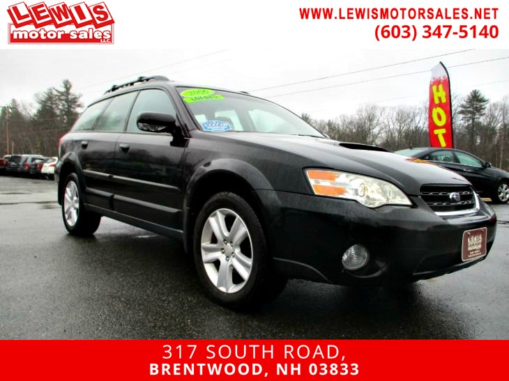 2006 Subaru Legacy Wagon Outback 2.5 XT Ltd Leather