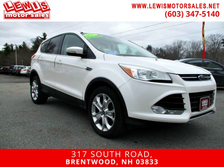 2013 Ford Escape SEL Heated Leather Full Power
