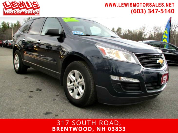 2015 Chevrolet Traverse LS AWD Back Up Cam