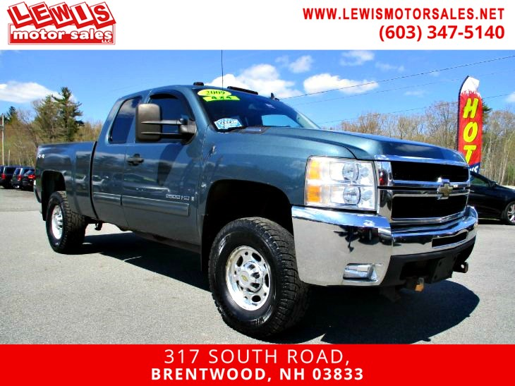 2009 Chevrolet Silverado 2500HD LT Full Power