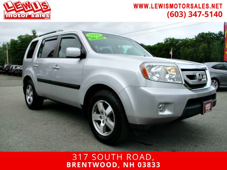 2010 Honda Pilot EX-L Heated Leather Moonroof