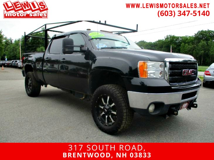 2011 GMC Sierra 2500HD SLT Duramax Heated Leather