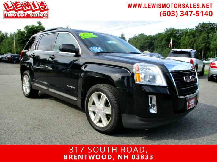 2011 GMC Terrain SLE-2 Back Up Cam Heated Seats