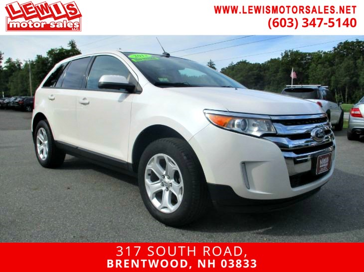 2012 Ford Edge SEL AWD Back up Cam