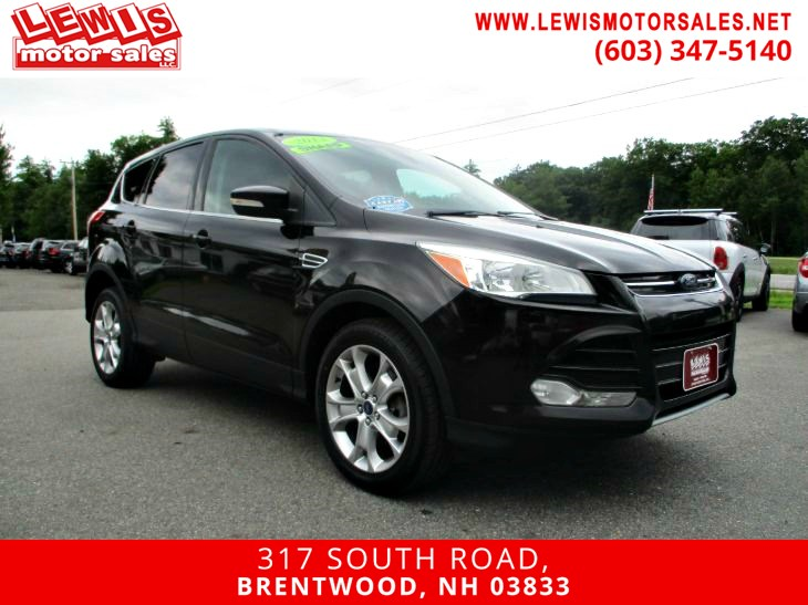 2013 Ford Escape SEL AWD Heated Leather