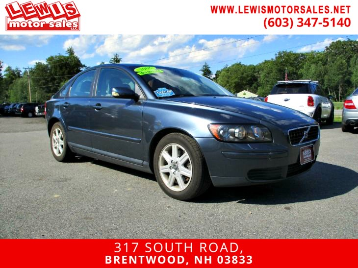 2006 Volvo S40 2.4L Heated Seats Low Mileage
