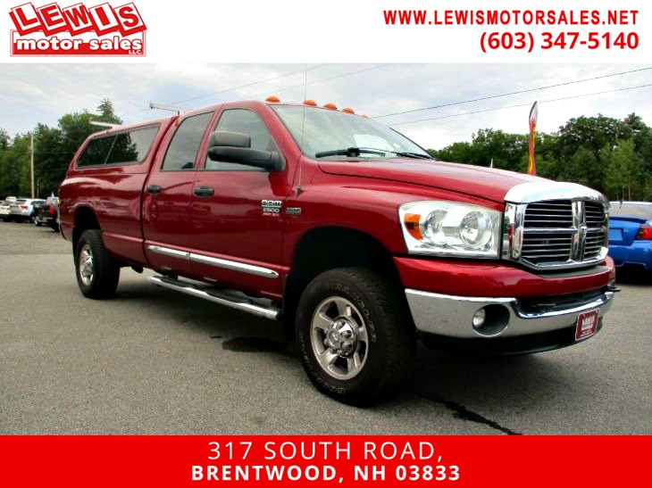 2009 Dodge Ram 2500 SLT Long Bed Low Miles!