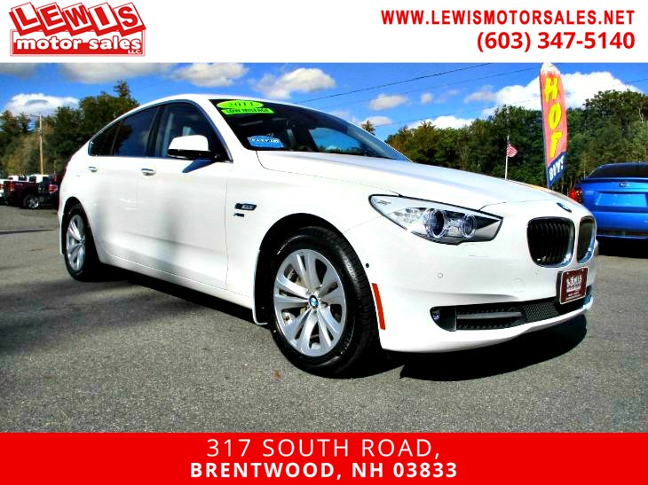 2011 BMW 5 Series Gran Turismo 535i xDrive Fully Loaded!