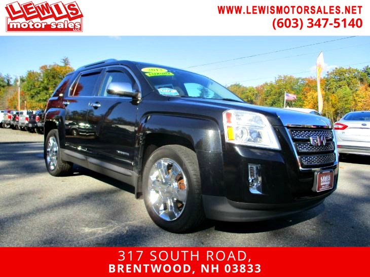 2013 GMC Terrain SLT2 Fully Loaded!