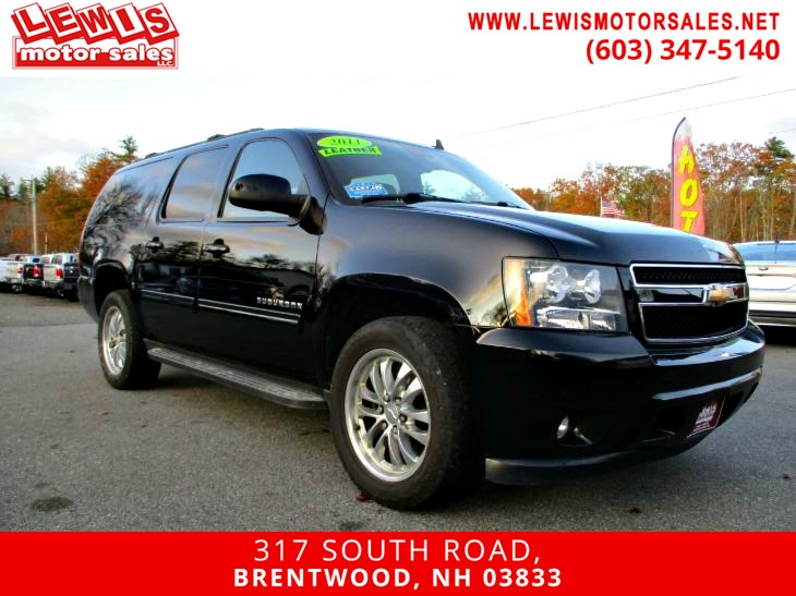 2011 Chevrolet Suburban LT Leather 20'' Wheels