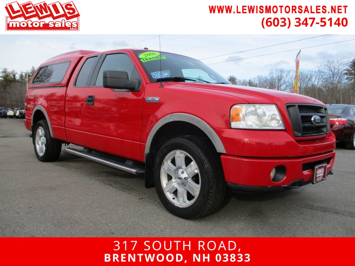 2006 Ford F-150 FX4 Leather Full Power