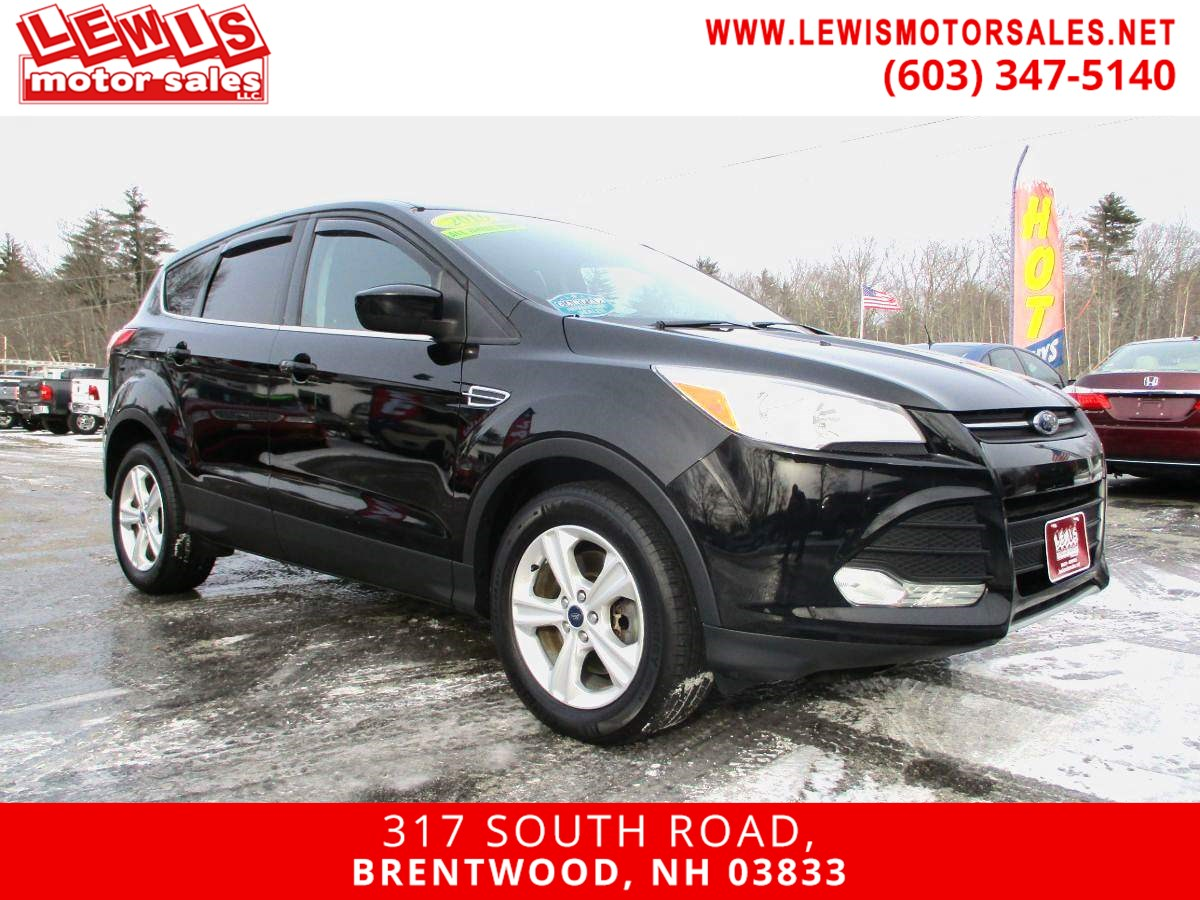 2016 Ford Escape SE 4WD Full Power Backup Cam