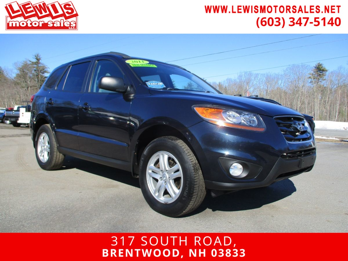 2011 Hyundai Santa Fe GLS Full Power Low Miles!