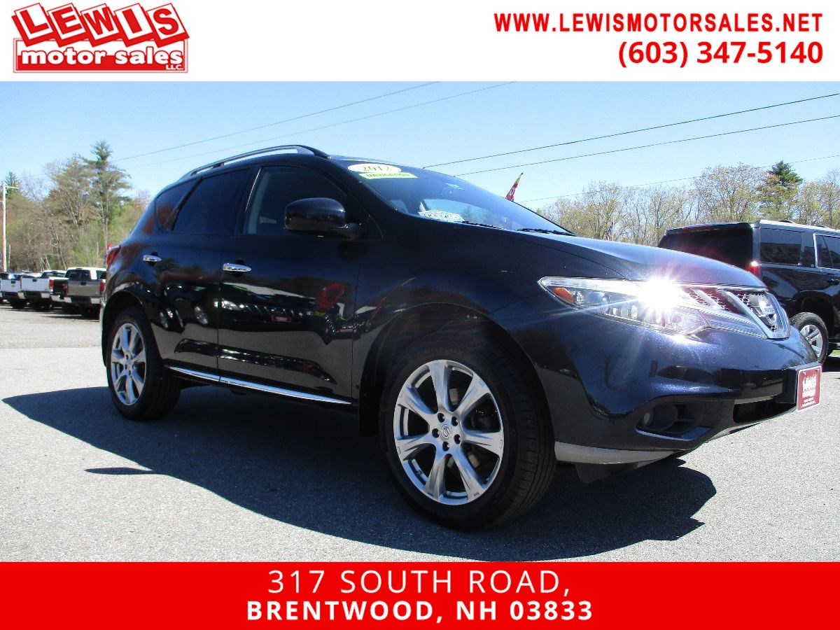 2012 Nissan Murano Platinum AWD Fully Loaded