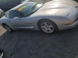 View 1999 Chevrolet Corvette