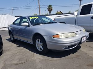View 2000 Oldsmobile Alero