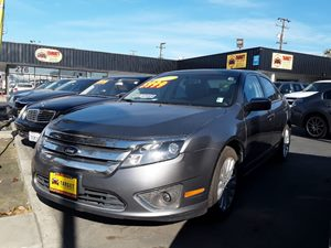 View 2010 Ford Fusion