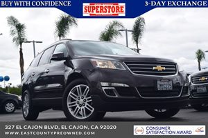 View 2015 Chevrolet Traverse