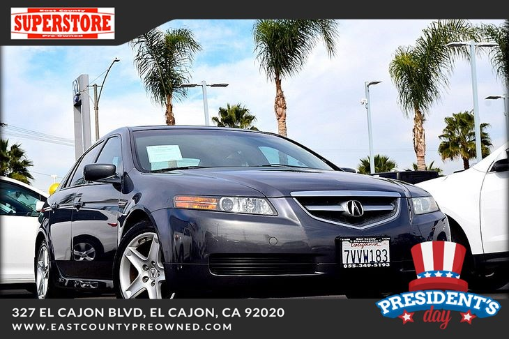 2006 Acura TL Base - East County Pre-Owned Superstore