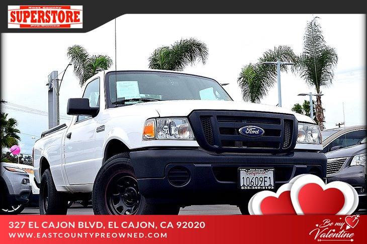 2011 Ford Ranger - East County Pre-Owned Superstore