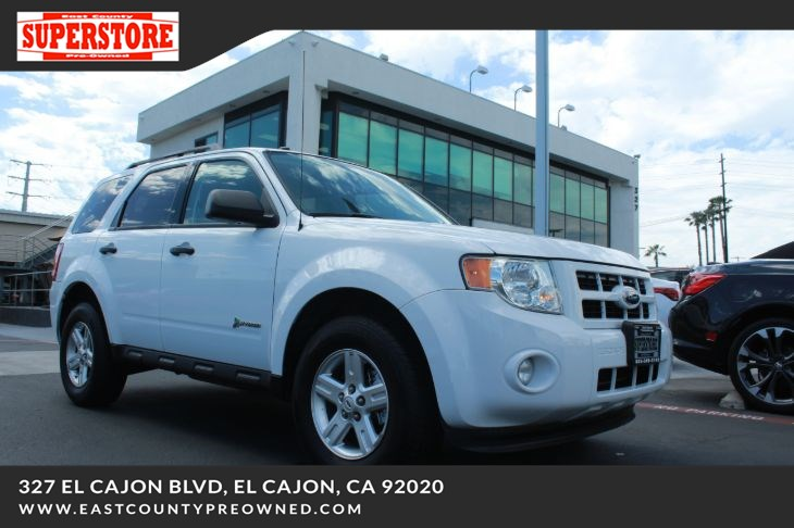 East County Preowned Superstore >> 2012 Ford Escape Hybrid East County Pre Owned Superstore