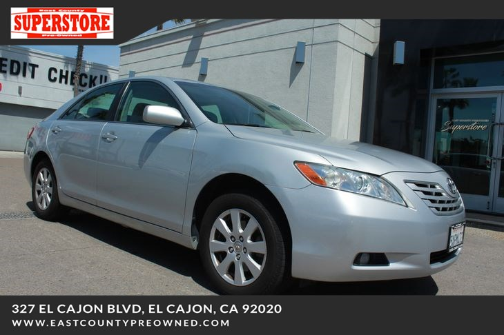 2007 Toyota Camry XLE - East County Pre-Owned Superstore