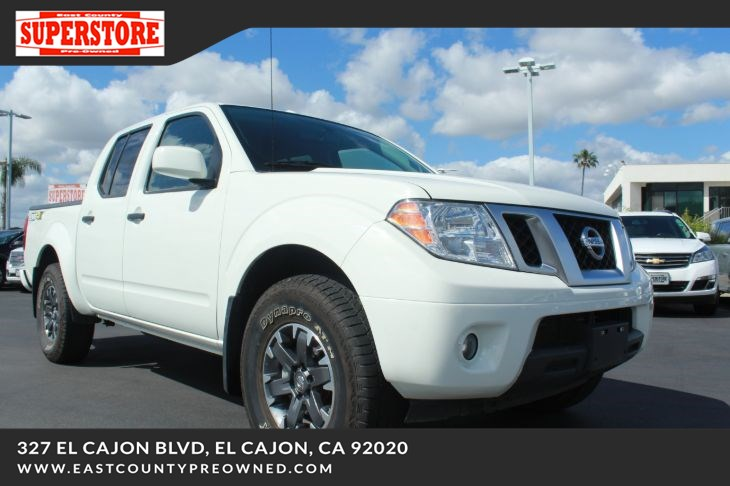 2018 Nissan Frontier PRO - East County Pre-Owned Superstore