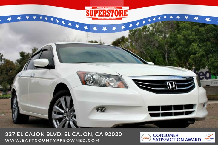2012 Honda Accord EX 3.5