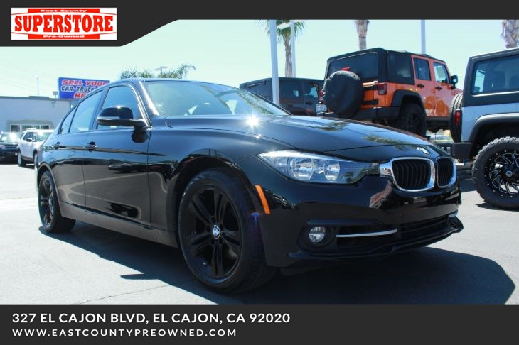East County Preowned Superstore >> 2016 Bmw 3 Series 328i East County Pre Owned Superstore