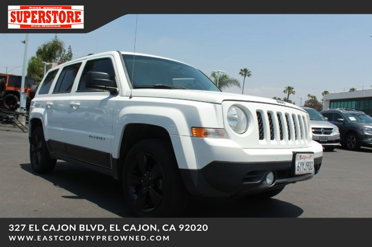 2014 Jeep Patriot Limited - East County Pre-Owned Superstore