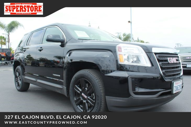 East County Preowned Superstore >> 2016 Gmc Terrain Sle 1 East County Pre Owned Superstore